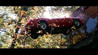 Camerons dads car