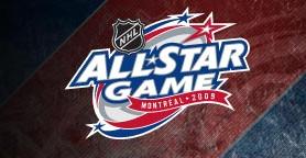NHL ALL STAR LOGO